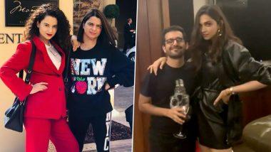 Year Ender 2019: कंगना रणौत आणि तिची बहीण ते करण जोहरच्या घरातील पार्टी, या आहेत या वर्षीच्या Bollywood Controversies