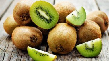 किवी फळ खाण्याचे फायदे जाणून घ्या!