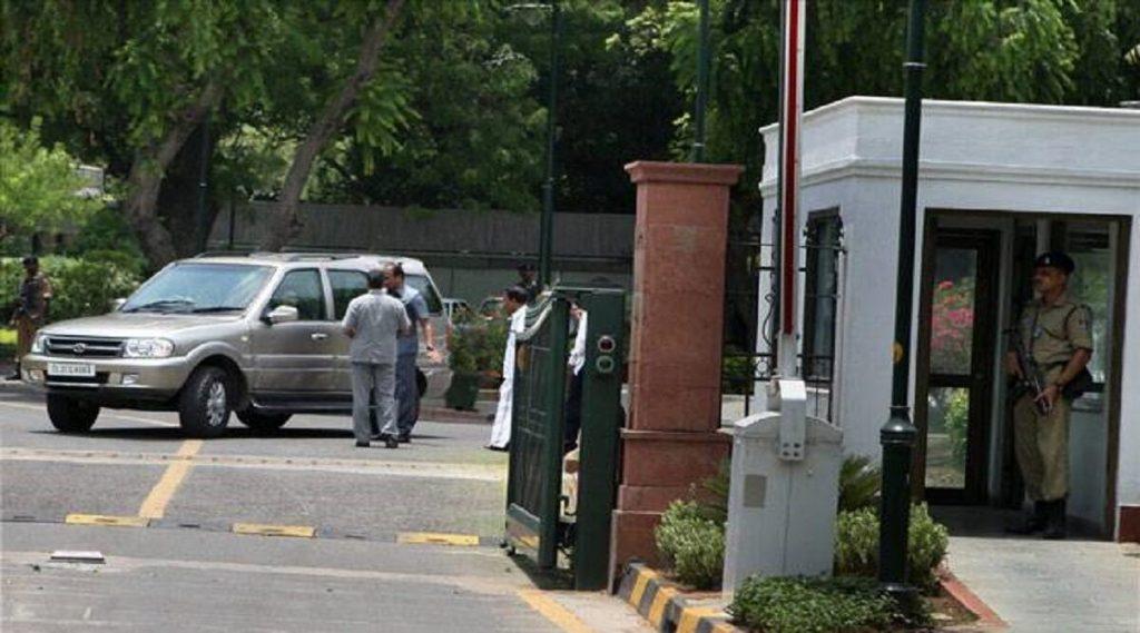 दिल्ली: पंतप्रधान नरेंद्र मोदी यांचे निवासस्थान असलेल्या लोक कल्याण मार्ग परिसरातील एलकेएम कॉम्प्लेक्सला लागलेल्या आगीवर नियंत्रण