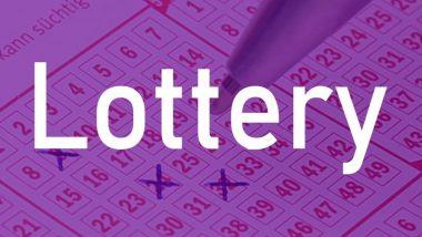 Maharashtra Weekly Lottery SagarLaxmi Result: महाराष्ट्र राज्य लॉटरीमध्ये 'सागर लक्ष्मी' साप्ताहिक लॉटरी सोडतीचा निकाल आज संध्याकाळी lottery.maharashtra.gov.in वर होणार जाहीर