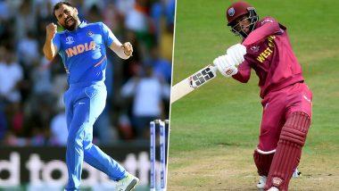 IND 17/0 in 5 Overs | IND vs WI 1st ODI Live Updates: चौकार मारत केएल राहुल ने उघडले खाते