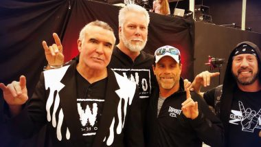 बॅटिस्टा, nWo चे 'हॉलीवूड' हल्क होगन, स्कॉट हॉल, केविन नॅश, सीन वॉल्टमॅन यांचा WWE हॉल ऑफ फेम 2020 मध्ये होणार समावेश