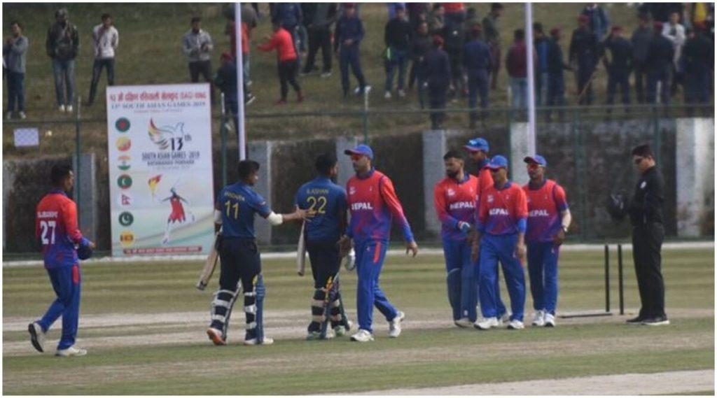 South Asian Games 2019, NEP vs BHU Cricket Live Streaming:नेपाळ विरुद्ध भूतान टी -20 सामन्याचा लाईव्ह स्कोर आणि टेलिकास्टइथे पाहा