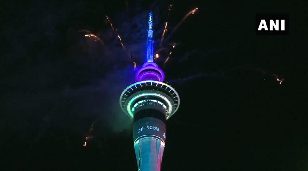 New Year 2020: जगभरात नववर्षाचा जल्लोष; न्यूझीलंड,ऑस्ट्रेलियात नववर्षांचं स्वागत; भारतात प्रतिक्षा