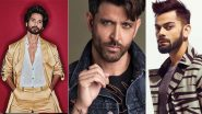 Sexiest Asian Male 2019 List: ह्रितिक रोशन, विराट कोहली, प्रभास सहित 'या' आठ भारतीयांना आशिया मधील सर्वात सेक्सी पुरुषांच्या यादीत स्थान