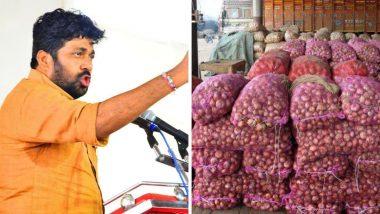 Onion Price Hike: कांदा न खाल्ल्याने कोणी मरत नाही उलट वाढत्या दराचा शेतकऱ्यांना फायदा होत आहे - बच्चू कडू
