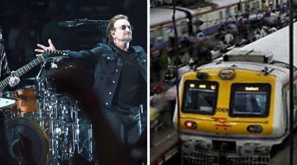 U2 Mumbai Concert साठी आज अंधेरी ते नेरुळ दरम्यान धावणार विशेष लोकल; पहा वेळापत्रक
