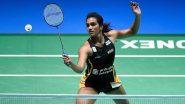 Tokyo Olympics: बॅडमिंटनपटू PV Sindhu हिची इज्राइलच्या केन्सिया पोलिकारपोवा विरोधातील सामन्यात दणदणीत विजय