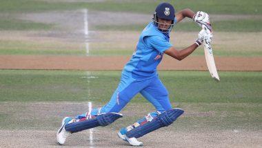 BCCI कडून U-19 क्रिकेट विश्वचषक 2020 स्पर्धेसाठी भारतीय संघाची घोषणा