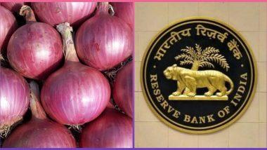 Reserve Bank of India: कांदा वाढवतोय रिझर्व्ह बँकेची चिंता, MPC बैठकीत 'प्याज पे चर्चा'