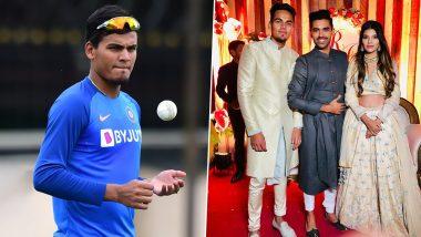 One Chahar Down! टीम इंडियाच्या 'या' चाहर ने गुपचूप केला साखरपुडा, पाहा हे Photos आणि Videos