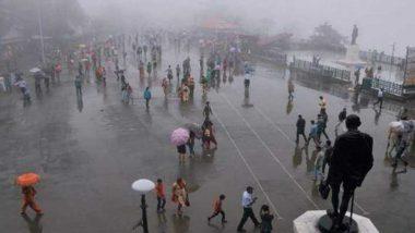Mumbai Rains Alert: मुंबई, ठाणे, पुणे शहरात तुरळक पावसाच्या सरी बरण्याची शक्यता; हवामान खात्याचा अंदाज