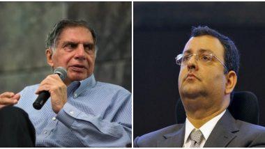 Tata सन्सला धक्का; साइरस मिस्त्री हेच टाटा समूहाचे अध्यक्ष, त्यांना हटवने चुकीचे होते: NCALT