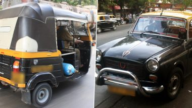 महाराष्ट्र: लॉकडाउनमुळे स्थलांतरित कामगारांचा टॅक्सी, ऑटो रिक्षाच्या माध्यमातून मुंबई ते उत्तर प्रदेश प्रवास