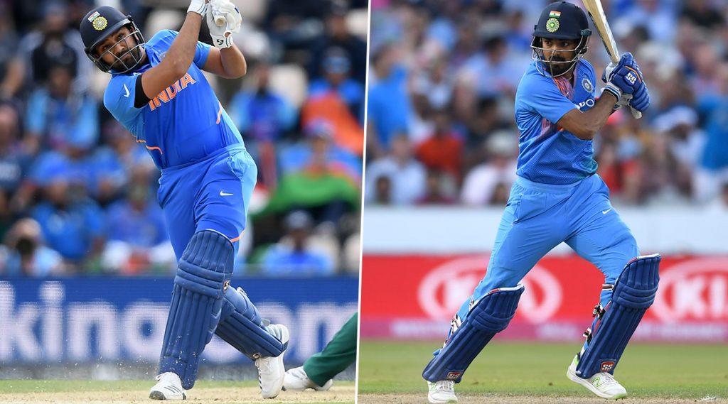 IND vs WI 2nd ODI: रोहित शर्मा-केएल राहुल यांचे तुफानी शतक, भारताचे वेस्टइंडिजला विजयासाठी 388 धावांचे लक्ष्य