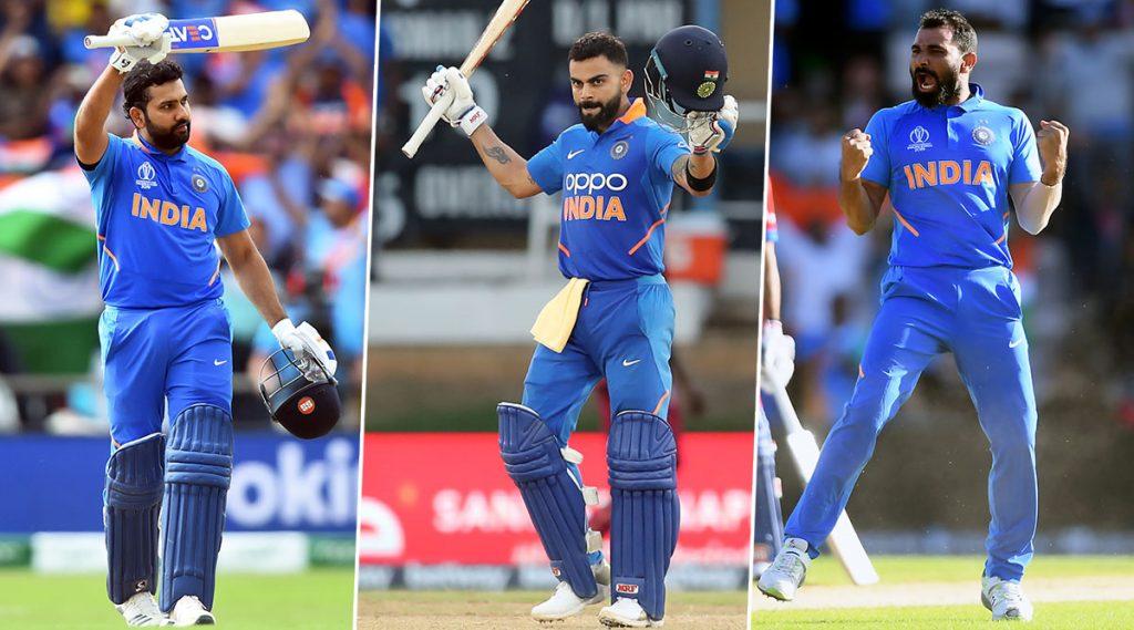 वर्ष2019 मध्ये टीम इंडियाचे वर्चस्व; रोहित शर्मा सह विराट कोहली आणि मोहम्मद शमी यांनीही मिळवले पहिले स्थान, वाचा सविस्तर