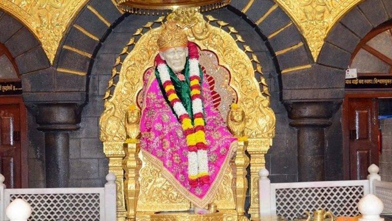 Shirdi Sai Baba Punyatithi Utsav 2020: साईबाबांच्या पुण्यतिथी सोहळ्याला शिर्डीमध्ये सुरुवात; मंदिरामध्ये फुलांची आकर्षक आरास, भक्तांविनाच संपन्न होणार उत्सव (Watch Video and Photos)