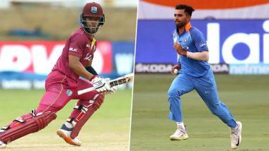 IND vs WI 2nd ODI: किरोन पोलार्ड याने जिंकला टॉस, भारताची पहिले बॅटिंग; टीम इंडियाच्या Playing XI मध्ये एक बदल
