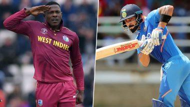 IND vs WI 1st ODI: शेल्टन कोटरेल याने विराट कोहली याला बोल्ड केल्यावर Netizens ने आयपीएल फ्रेंचायझींना लिलावात मोठी बोली लावण्याचा केला आग्रह