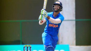 IND vs WI 2nd T20I: शिवम दुबे याची अर्धशतकी खेळी, भारताचे वेस्ट इंडिजसमोर171 धावांचे लक्ष्य