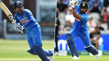 IND vs WI 1st ODI: श्रेयस अय्यर-रिषभ पंत यांची झुंजारबॅटिंग, टीम इंडियाचे वेस्ट इंडिजसमोर 288 धावांचेलक्ष्य