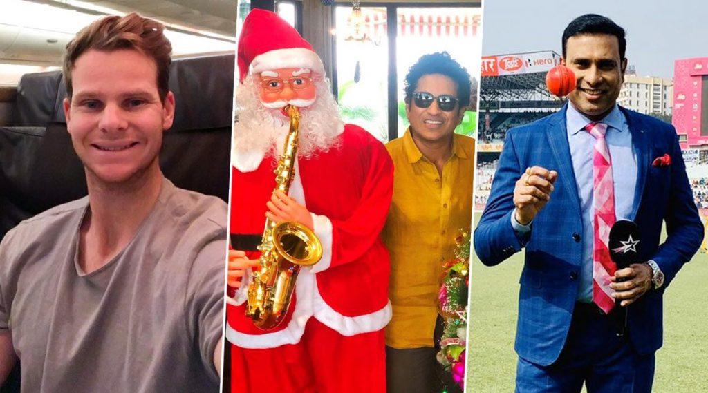 Merry Christmas 2019: सचिन तेंडुलकर ते अजिंक्य रहाणे; टीम इंडियासह दिग्गज क्रिकेटपटूंनी खास अंदाजात दिल्या ख्रिसमसच्याशुभेच्छा