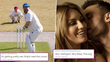 क्रिकेट आणी सेक्स मध्ये काय आहे कॉमन, जाणून घ्या ट्विटरवर नेटिझन्सचे भन्नाट उत्तर