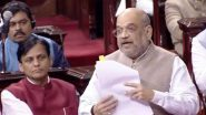 लोकसभेनंतर राज्यसभेतही नागरिकत्व दुरुस्ती विधेयक मंजूर; पंतप्रधान नरेंद्र मोदी यांनी व्यक्त केला आनंद