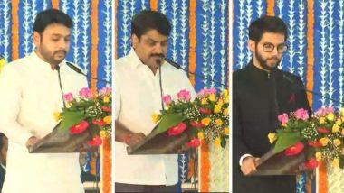 Maharashtra Cabinet Expansion: आदित्य ठाकरे ते अमित देशमुख; मुख्यमंत्री उद्धव ठाकरे यांच्या कॅबिनेट विस्तारामध्ये 'अशी' दिसली घराणेशाही
