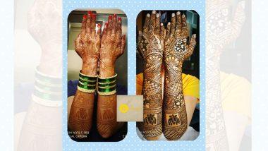 Mehendi Designs For Wedding: नवरी मुलीसाठी Bridal Designs सह आलेत कटवर्क, बांधणी, पोट्रेट सारखे मेहंदीचे भन्नाट ट्रेंड्स, जाणून घेऊयात मेहंदी आर्टिस्ट प्रीतम राणे यांच्याकडून
