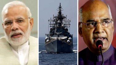 Indian Navy Day 2019: पंतप्रधान नरेंद्र मोदी, राष्ट्रपती रामनाथ कोविंद ते देवेंद्र फडणवीस यांच्याकडून नौसेना दिनाच्या शुभेच्छा!