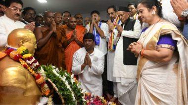 Mahaparinirvan Din 2019: पंतप्रधान नरेंद्र मोदी ते मुख्यमंत्री उद्धव ठाकरे यांनी अर्पण केली डॉ. बाबासाहेब यांच्या स्मृतीला आदरांजली!