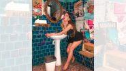 रागिनी एमएमएस वेबसीरिज मधील अभिनेत्री करिश्मा शर्मा हिचे चक्क टॉयलेटमध्ये केलेले बोल्ड फोटो पाहून तुम्हीही व्हाल थक्क