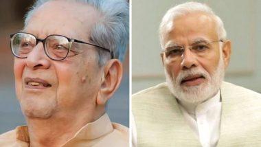 नटसम्राट डॉ. श्रीराम लागू यांना पंतप्रधान नरेंद्र मोदी यांंची आदरांजली; केले हे खास ट्वीट