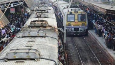 कुर्ला स्थानकात मुंबई लोकल खाली आल्याने 35 वर्षीय तरूणाचा मृत्यू