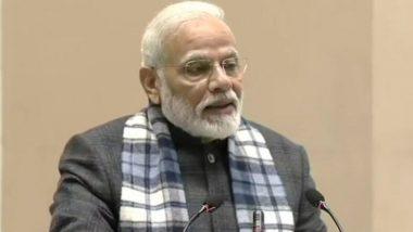 सुधारित नागरिकत्व कायद्याला समर्थन दर्शवण्यासाठी पंतप्रधान नरेंद्र मोदी यांनी ट्विटरवर सुरू केली #IndiaSupportsCAA मोहीम