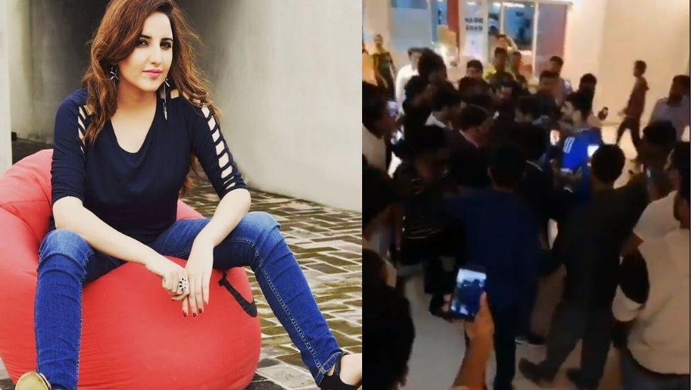धक्कादायक! पाकिस्तानची लोकप्रिय TikTok स्टार हरीम शाहचा मॉलमध्ये जमावाकडून विनयभंग; पाहुणी म्हणून बोलावल्यावर लाथा बुक्क्यांनी मारहाण (Video)