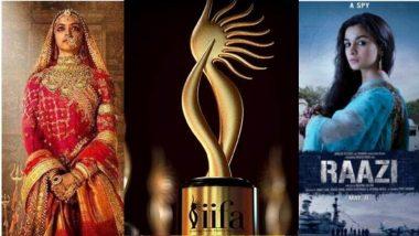 IIFA Awards: मध्य प्रदेशच्या इंदौर आणि भोपाळ येथे पार पडणार आयफा अवार्ड 2020; मुख्यमंत्र्यांनी प्रस्तावाला दिली मान्यता