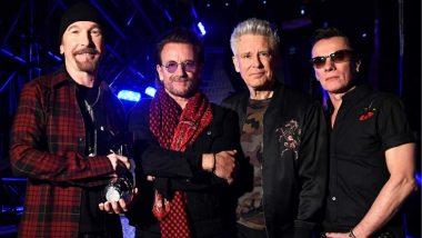Mumbai: भारतात पहिल्यांदाच परफॉर्म करणार The Irish band U2; कार्यक्रमस्थळी पोहचण्यासाठी एक संपूर्ण लोकल रेल्वे बुक, पहा वेळापत्रक
