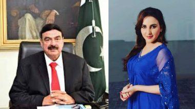 पाकिस्तानच्या रेल्वेमंत्र्यांचे TikTok स्टारसोबत अश्लील Chat; शेअर केले Nude Video; सोशल मिडीयावर व्हिडिओ कॉल व्हायरल