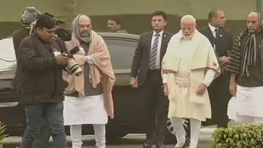Atal Bihari Vajpayee Jayanti 2019: पंतप्रधान नरेंद्र मोदी,अमित शहा सह दिग्गजांंनी वाहिली अटलबिहारी वाजपेयी यांना श्रद्धांजली!