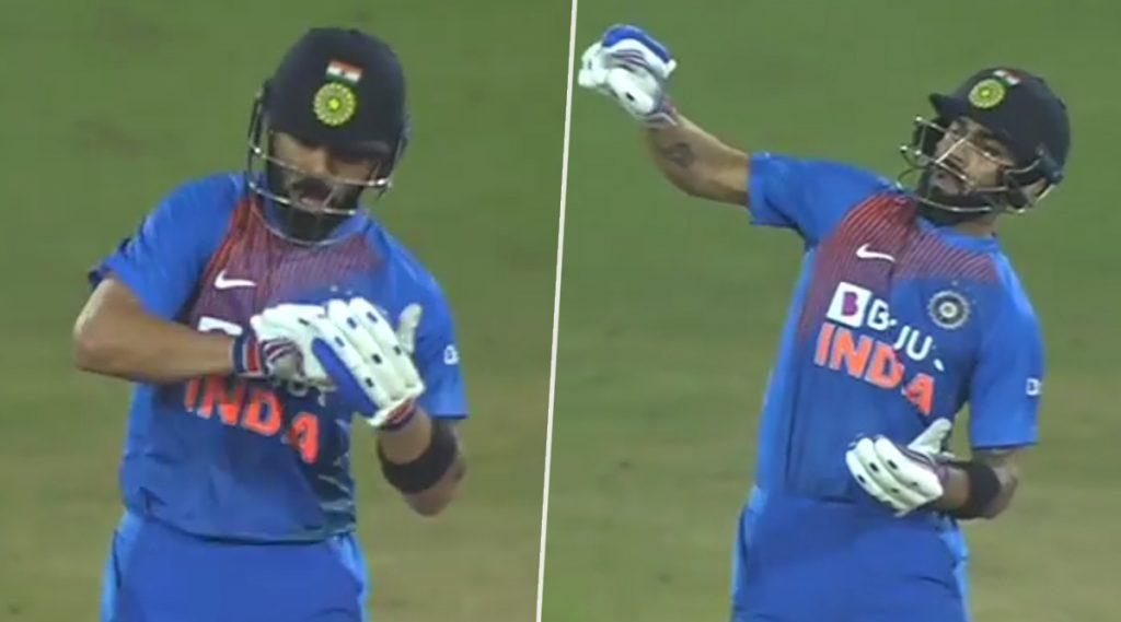 IND vs WI 1st T20I: विराट कोहली याला स्लेज करणे केसरीक विल्यम्स याला पडले महागात, संतापलेल्या'किंग कोहली'ने या अंदाजात दिले प्रत्युत्तर, पाहा हा Video