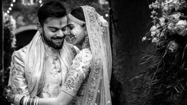 Virushka Wedding Anniversary: अनुष्का शर्मा आणि विराट कोहली यांनी ' खास' फोटो शेअर करत दिल्या एकमेकांना  लग्नाच्या दुसर्या वाढदिवसाच्या शुभेच्छा!