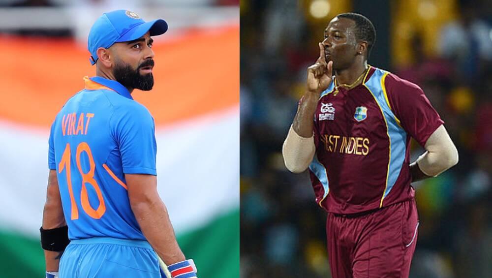 IND vs WI 3rd ODI: टॉस जिंकून विराट कोहली चा बॉलिंगचा निर्णय, असा आहे भारत-वेस्ट इंडिजचाPlaying XI