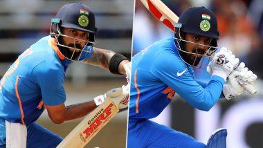 ICC T20I Rankings: विराट कोहली ची आयसीसी टी-20 क्रमवारीत घसरण, केएल राहुल दुसऱ्या स्थनी तररोहित शर्मा टॉप-10 च्या बाहेर
