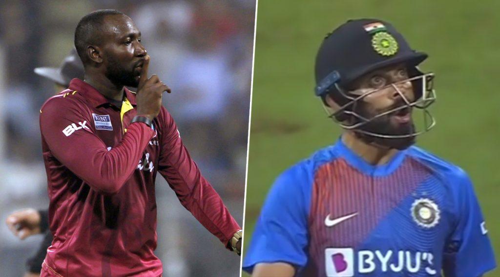 Video: केसरीक विल्यम्स ने विराट कोहली ला पुन्हा चिडवले, 'किंग कोहली' ने षटकार मारल्यावर दिलेली रिअक्शन पाहून तुम्हीही म्हणालWohooooo