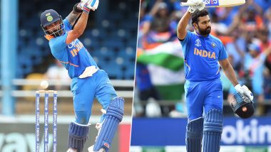 ICC T20I Batting Rankings:विराट कोहली याचे टॉप-10 मध्ये पुनरागमन;केएल राहुल यानेही घेतली झेप, रोहित शर्मा च्या क्रमवारीत घसरण