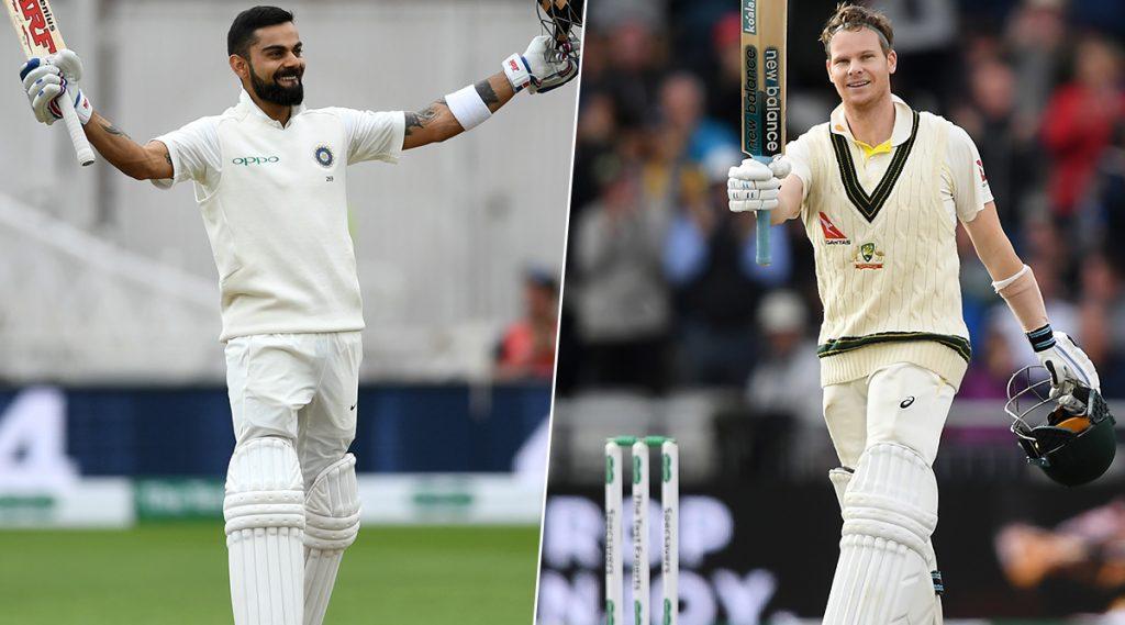 ICC Test Rankings: स्टिव्ह स्मिथ याला पछाडत विराट कोहली टेस्टमध्येपुन्हा बनला नंबर1 फलंदाज; मयंक अग्रवाल आणि रोहित शर्माTop 10 मधून आऊट