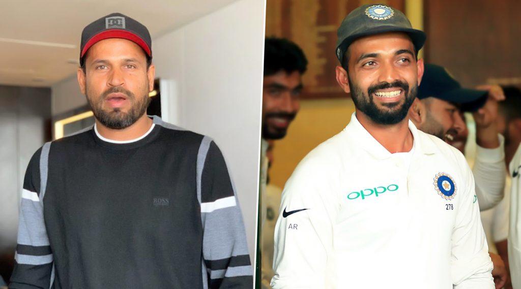 Ranji Trophy 2019-20: अंपायरनेचुकीचं आऊट दिल्यावर चिडलायुसुफ पठाण, अजिंक्य रहाणे सह मैदानातच भिडला, पाहा Video