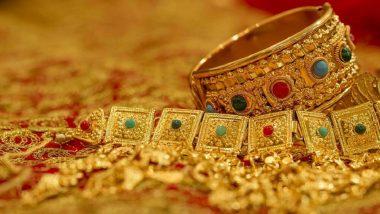 Gold Rate Today: रिटेल बाजारात सोन्याच्या दराने ओलांडला 50 हजारांचा टप्प; जाणून घ्या आजचा सोन्याचा भाव